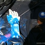 Making the Power Glove prop, originally a backround element, this thing found it's way into one our favorite scenes.